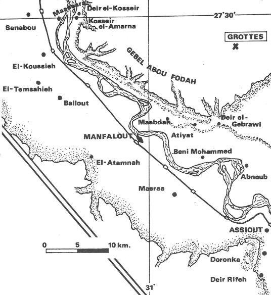 Crocodile Pit Maabdeh Map 3
