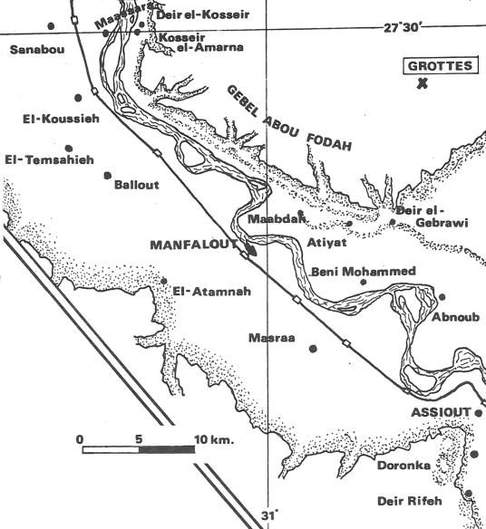 Crocodile Pit Maabdeh Map 3