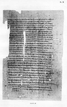 Tura Codex II Origen Contra Celsum Page 29