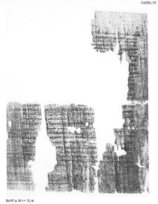 Tura Codex III Didymus Ecclesiastes