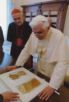 Pope and P75