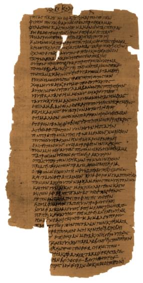 Bodmer Menander Codex
