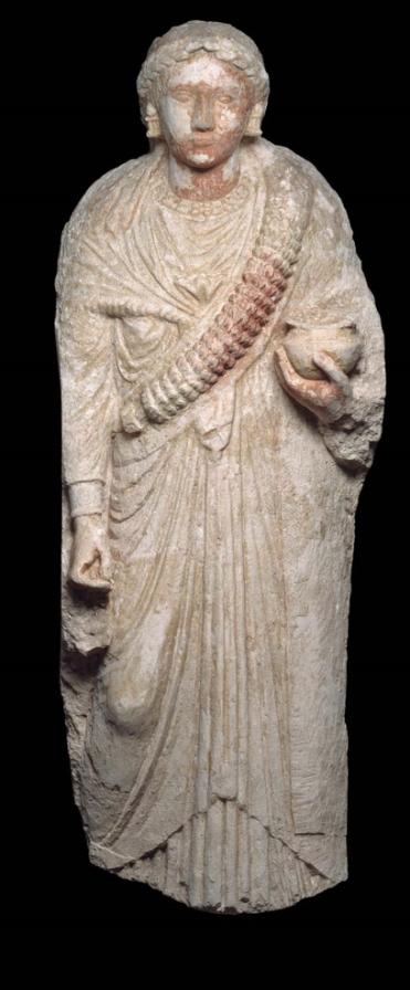 Boston MFA Oxyrhynchus Statue