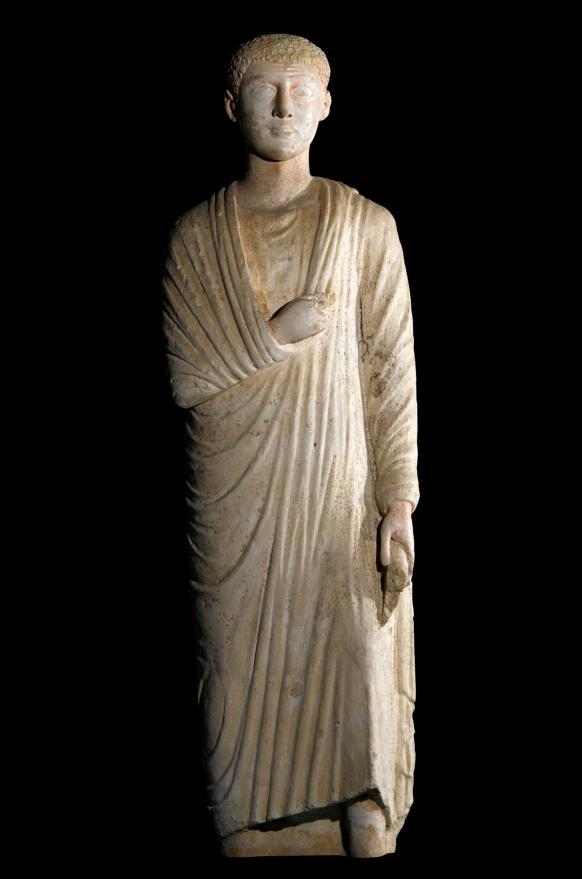Edinburgh Oxyrhynchus Statue Online Record