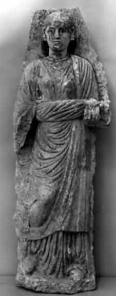Hannover Kestner Museum 1965 29 Oxyrhynchus Relief