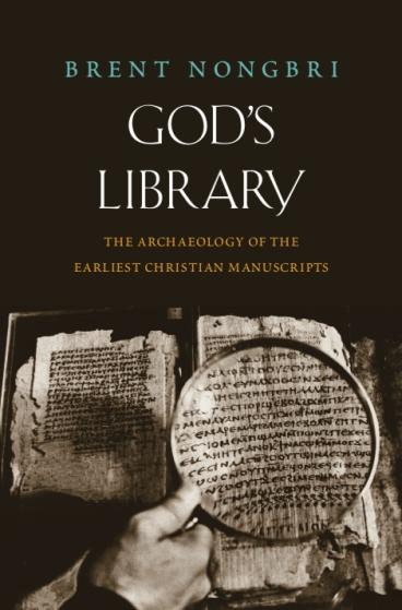 Nongbri Gods Library Cover