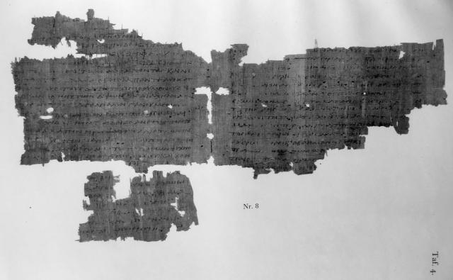 PHaun 1 8 recto Oxyrhynchus Philo small