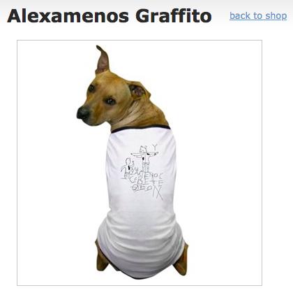Alexamenos shirt