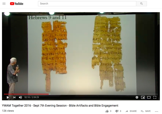 Carroll Hebrews 9 and 11 Papyri.jpg