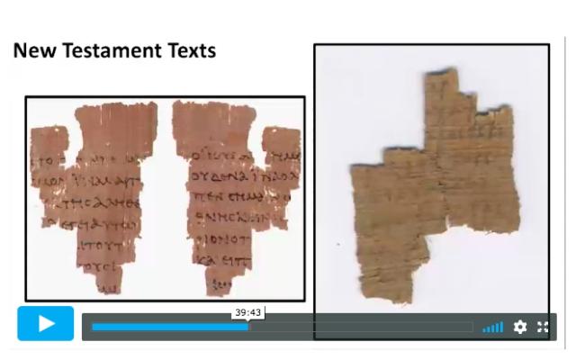 carroll john papyri