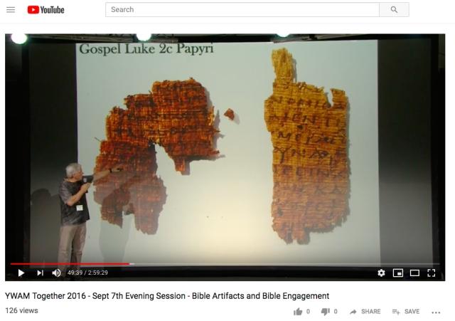 carroll luke fragments