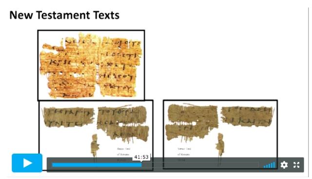 carroll romans papyri