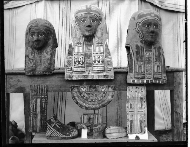 ees mummy masks