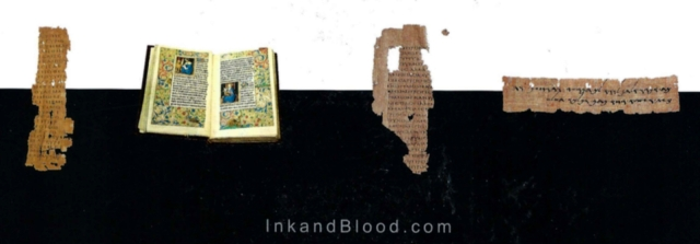 ink and blood exodus