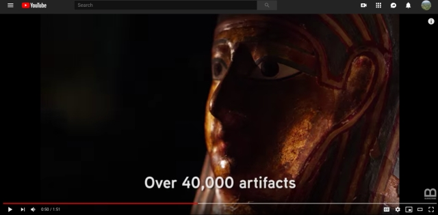 MOTB Mummy Mask