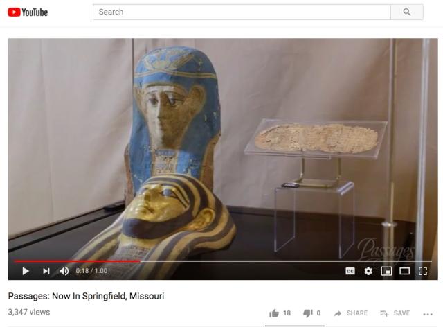 passages springfield mummy masks