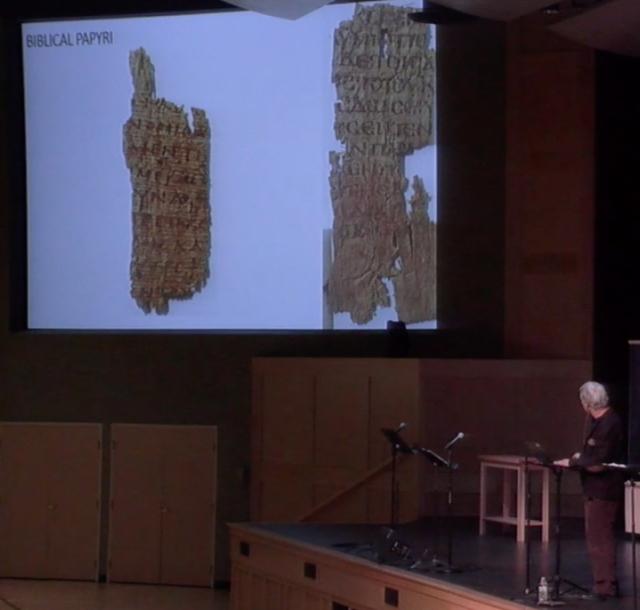Carroll Luke Papyri