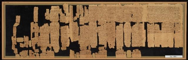 Beatty Ac 1494 Pachomius