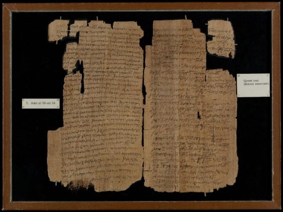 Beatty Coptic John and Math Codex