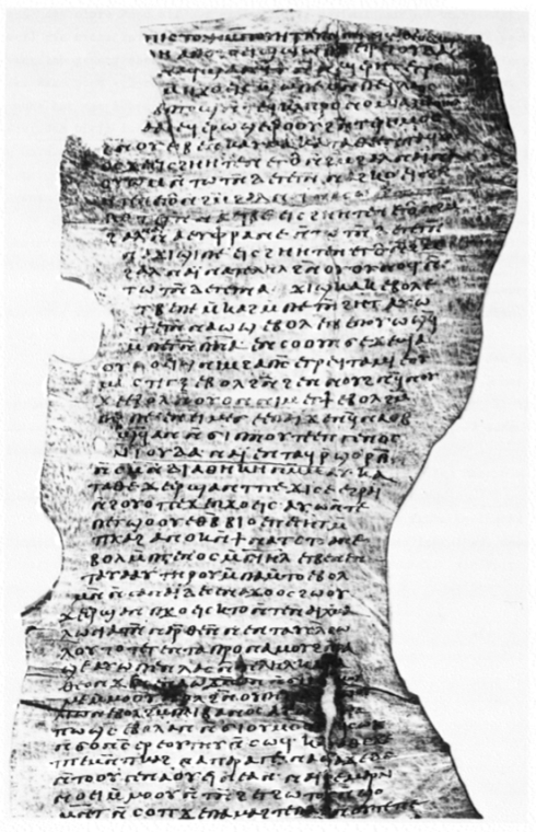 Letter of Theodore LDAB 107787