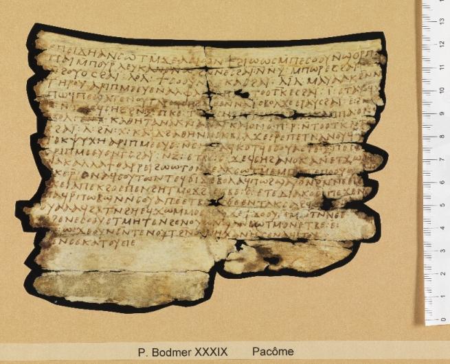 PBodmer 39 Pachomius