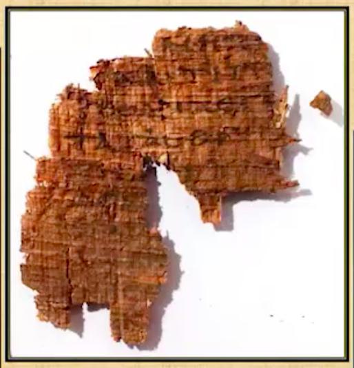 Carroll Luke Papyrus 1