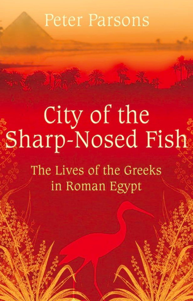 Parsons City of the Sharp-nosed Fish